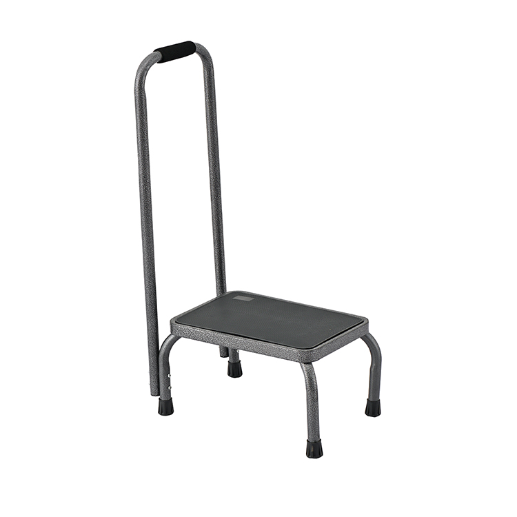 SM-TT6051C Foldable Multi Purpose One Steel Ladder Stable Master