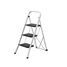 SM-TT6093 Four Steel Step Ladder