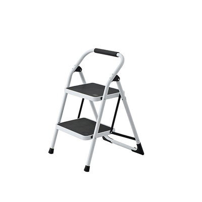 SM-TT6032A Folding Anti-skid Two Step Ladder For Home Stable Master