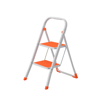 SM-TT6082 Folding Anti-skid Two Step Ladder For Home Stable Master