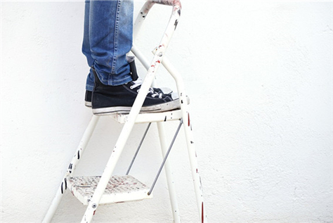 How To Use The Folding Ladder